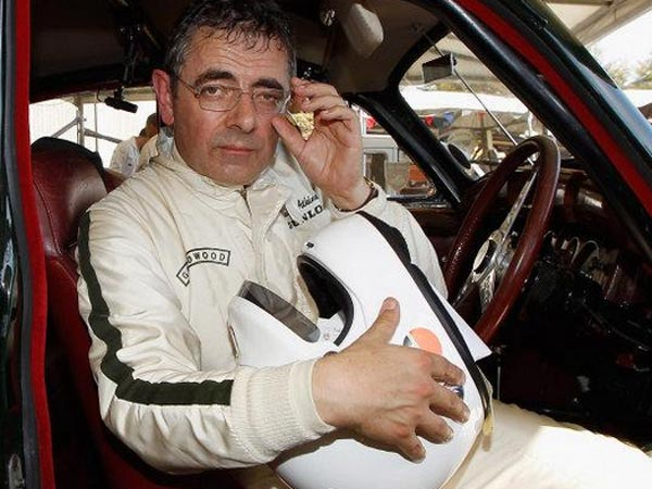 Porsche Driving School >> Rowan Atkinson aka Mr. Bean Birthday: Interesting Facts ...