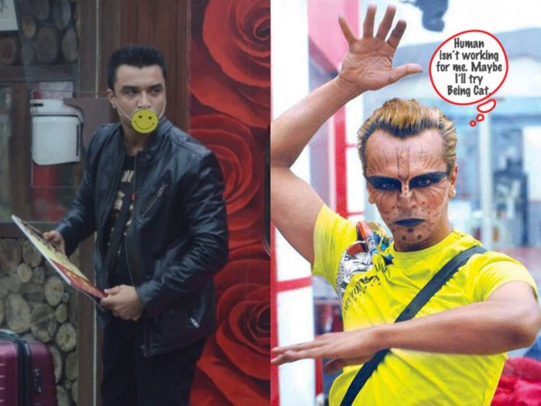 Ajaz Khan Disqualified, Imam Siddique To Replace Him In Bigg Boss 8's Halla Bol!