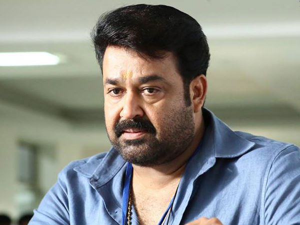 Mohanlal With 'Ithihasa' Team