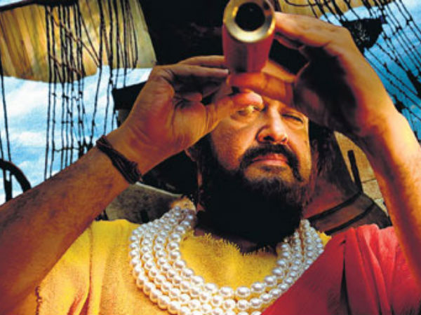 Confirmed: Mohanlal As Kunjali Marakkar