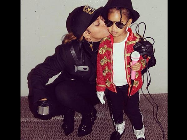 Janet and MJ
