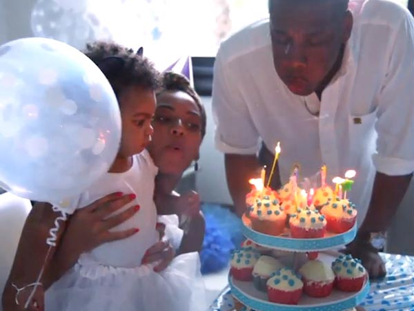 Beautiful Photos Of Blue Ivy As She Turns 3 Years Old