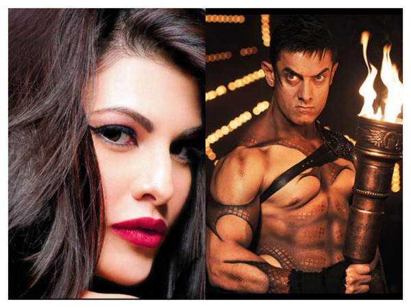 Jacqueline Fernandes Wants To Work With Aamir Khan