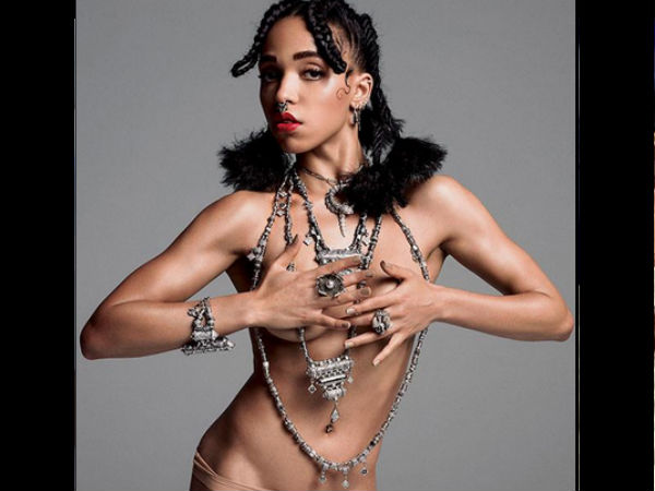 FKA Twigs V Magazine