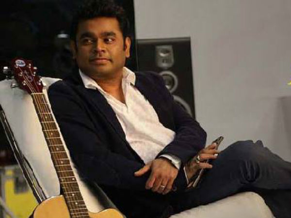AR Rahman Meets Cancer Patient On His Birthday