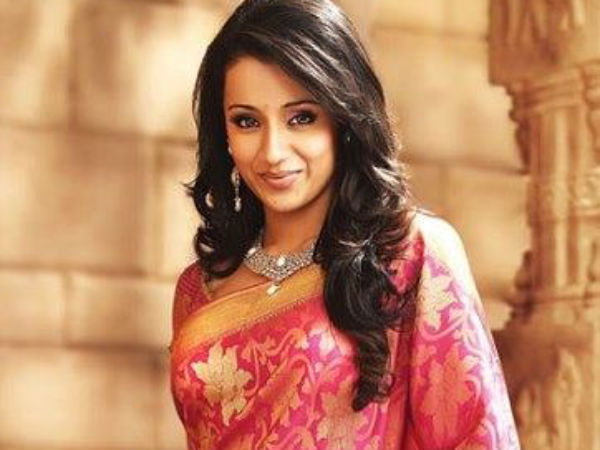 Trisha Announces Engagement Date, Wedding Date To Be Revealed Soon!