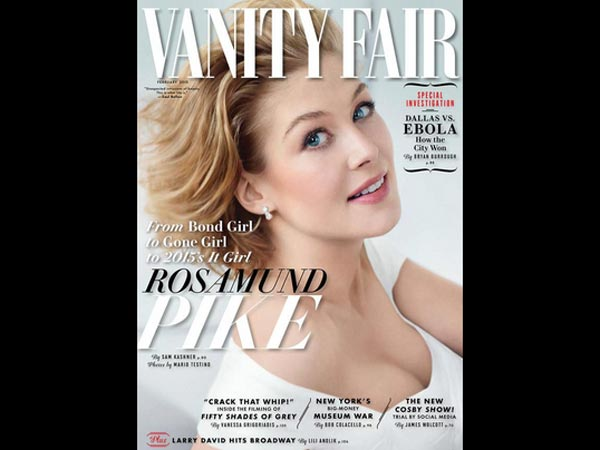 Rosamund Pike's Gone Girl Character Inspired By Late Carolyn Bessette-Kennedy