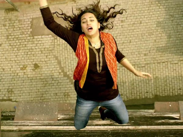 Sonakshi's Action