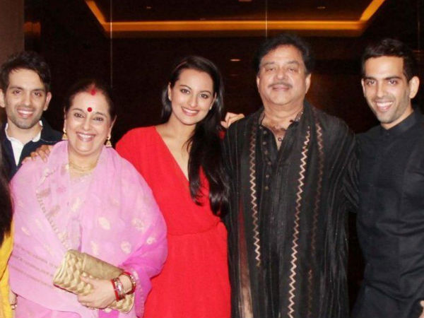 Sonakshi Sinha And Family In Legal Trouble?