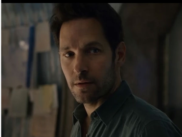 Watch: Paul Rudd As Marvel's 'Ant-Man' In The Trailer