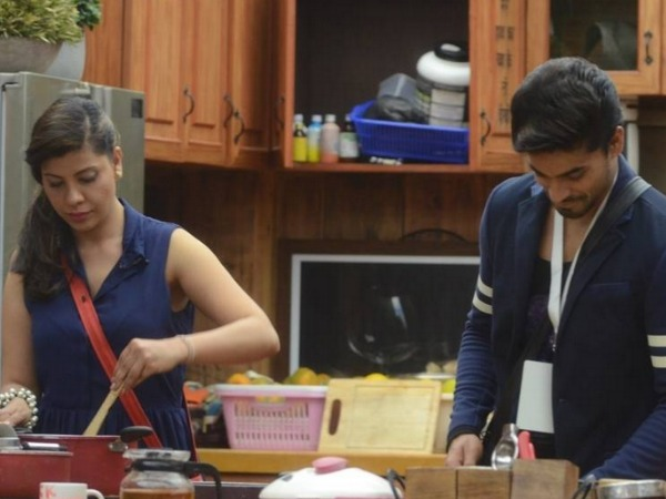 OMG! Sambhavana And Mahek Want Love Angle With Gautam Gulati On Bigg Boss 8!