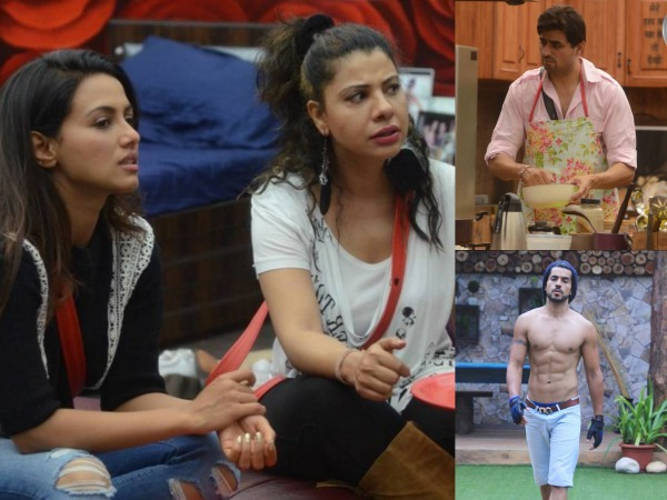 Bigg Boss 8's Sana, Sambhavana Prefer Preetam For Long Run, Not Gautam!