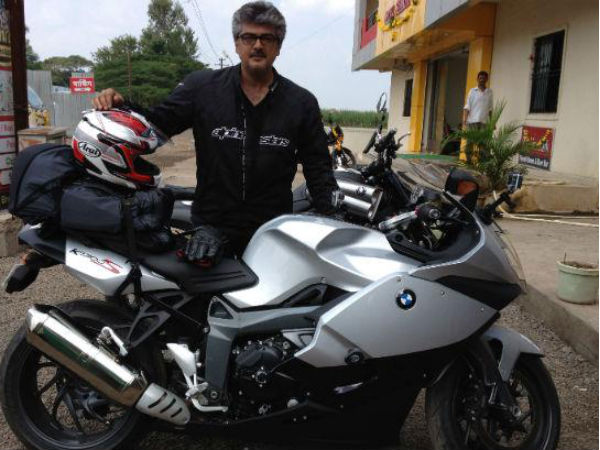 I will Never Sit Behind Ajith When He Is Driving His Bike: Arun Vijay