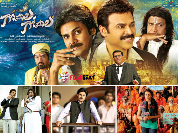 Gopala Gopala Gets 'U' Certificate; Confirms Releasing On Jan 10