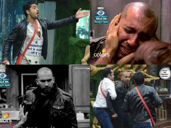 Gautam Gulati Turns Tables On BB8