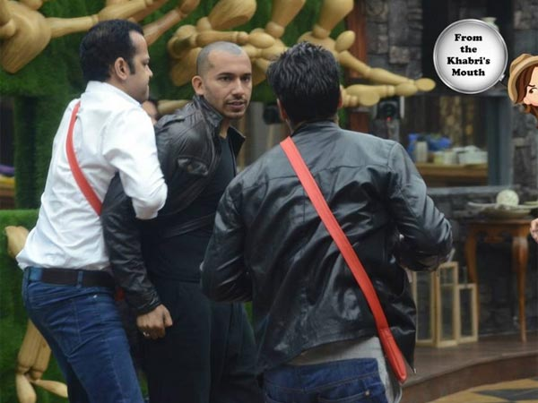 Ali Attacked Gautam