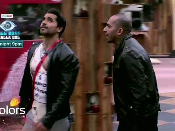 Gautam Started Singing