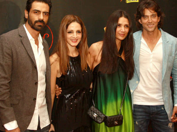 Arjun Rampal Accused