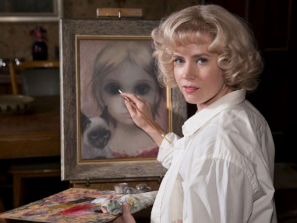 'Big Eyes' Movie Review: A Fascinating Tale