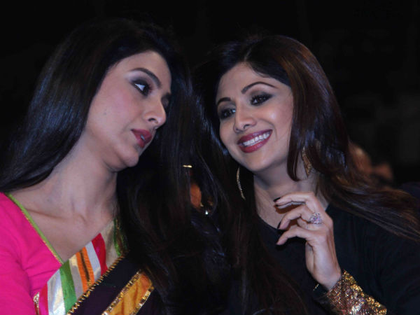 Tabu And Shilpa Shetty