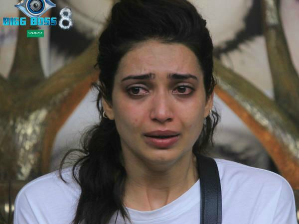 Karishma Tanna's Worst Nightmare On Bigg Boss 8: Revealed!