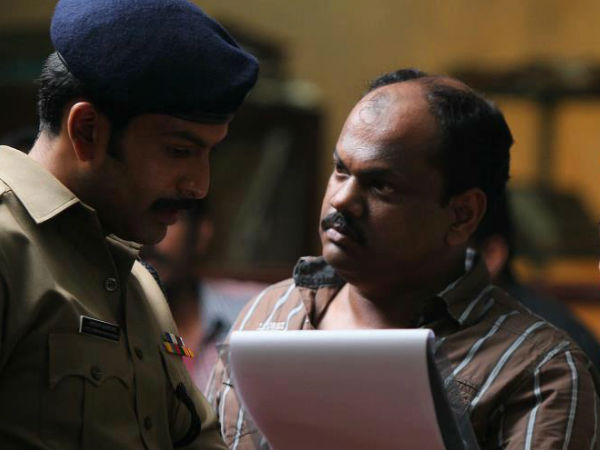 Prithviraj-Roshan Andrews Movie Titled 'Nale Ravile'