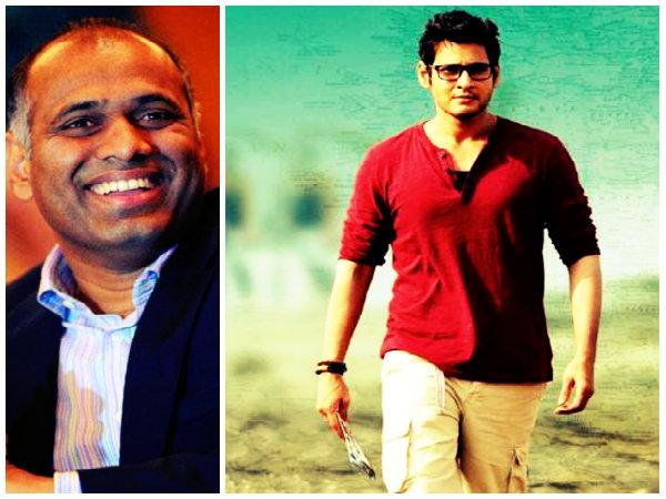 Read: PVP To Produce Mahesh Babu's Next!