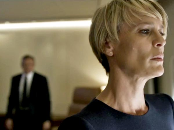 Golden Globe Winner Kevin Spacey's House of Cards Season 3 Trailer