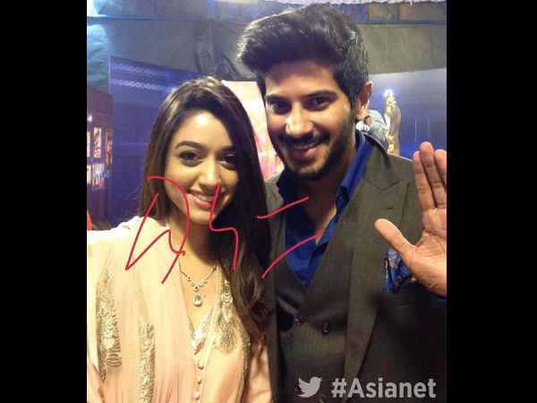 Dulquer And Amaal