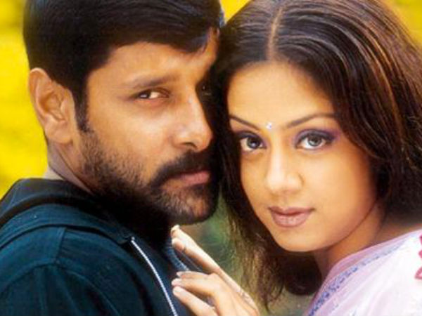 Jyothika in Dhool