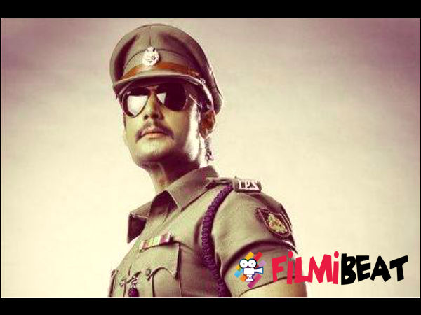 Case Against Challenging Star Darshan!