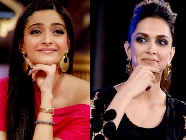 Sonam Kapoor: Deepika Padukone is a colleague who I