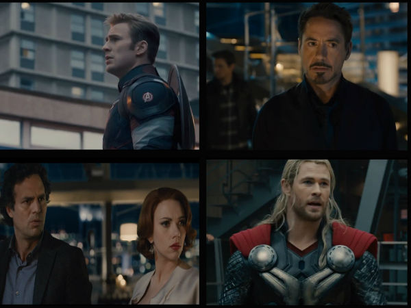 Avengers Take On Ultron In Avengers: Age of Ultron New Trailer