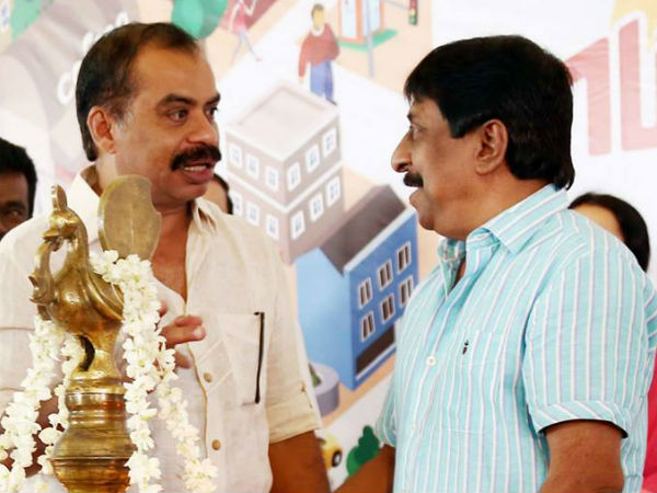 Sreenivasan's Script For Sathyan Anthikad's Next Movie