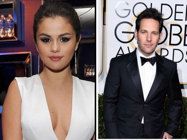 Selena Gomez To Star Opp Paul Rudd In The Revised Fundamentals of Caregiving
