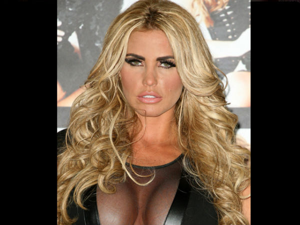 Katie Price To Enter Celebrity Big Brother 2015 House