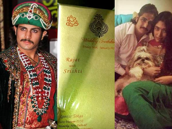 Akbar Aka Rajat Tokas To Tie The Knot With Shrishti Nayyar In January