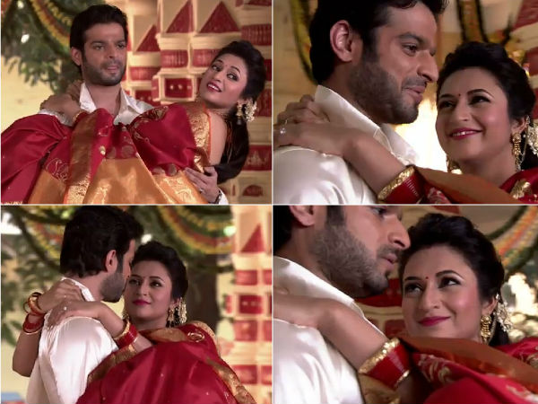 Divyanka Tripathi On Yeh Hai Mohabbatein: Romance OK With Karan Patel, Lip-Lock Not!