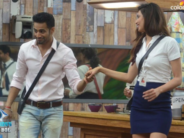 Upen-Karishma's Love – Real Or Fake