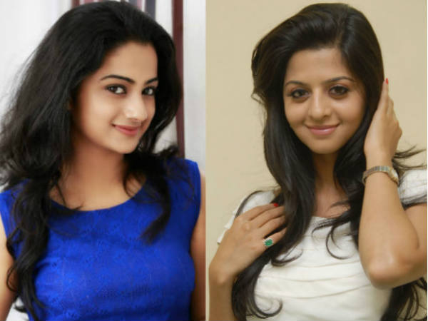 Namitha Pramod To Replace Vedhika In 'Chandrettan Evideya'