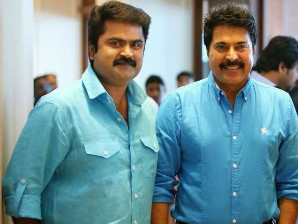 Anoop Menon Replaces Mammootty!