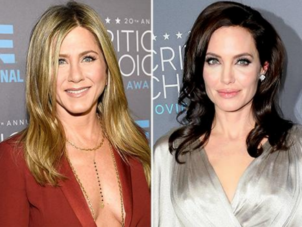 Jennifer Aniston & Angelina Jolie's Rivalry Is Over, Praises 'Unbroken'