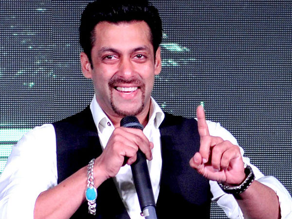Salman Will Be Back