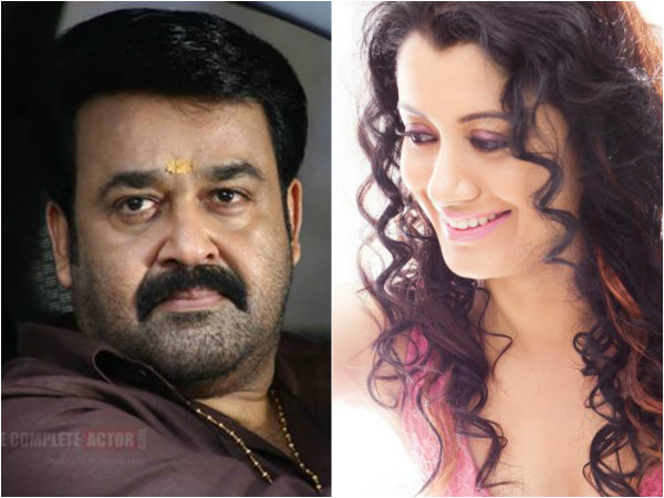 Reenu Mathews Is Mohanlal's New Boss!