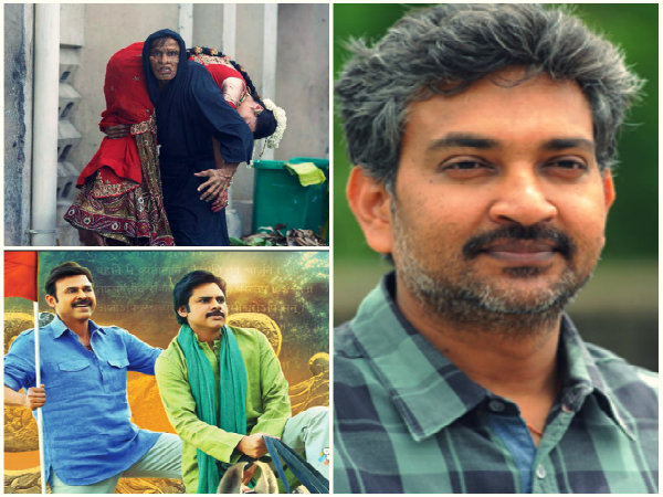 'I'(Ai, Manoharudu) And Gopala Gopala Collections Are Phenomenal So Far: SS Rajamouli