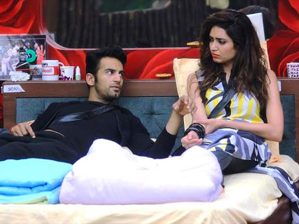 Karishma, Upen's Closeness On Bigg Boss 8 Seems Fake: Sana Khan