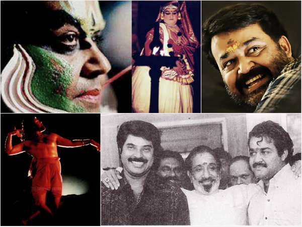 PHOTOS: A Special Collection From Mohanlal's Life