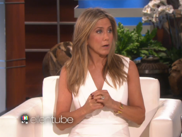 Jennifer Aniston on Oscar Snub: