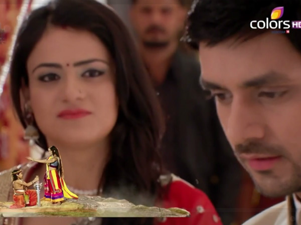 RV Preplans To Save Disha's Marriage