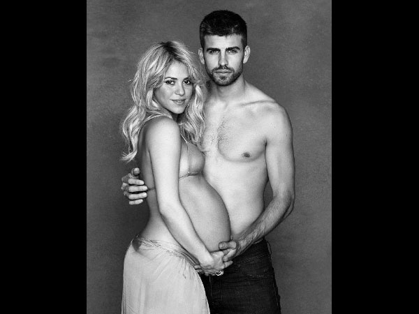Shakira First World Baby Shower